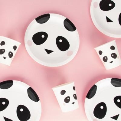 20 Guardanapos Panda