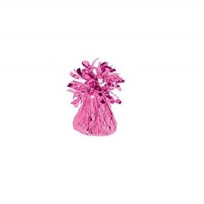 Peso para balões rosa bebé