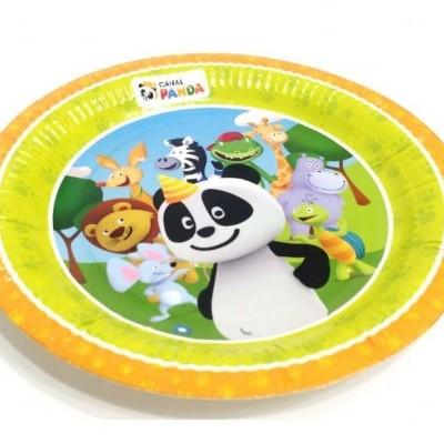 Pratos Canal Panda