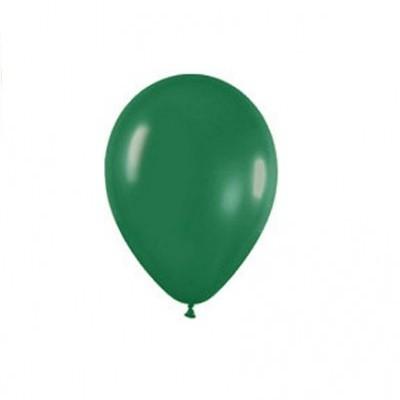 Balão verde floresta metalizado