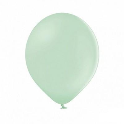 Balão latex 30cm  verde pistachio