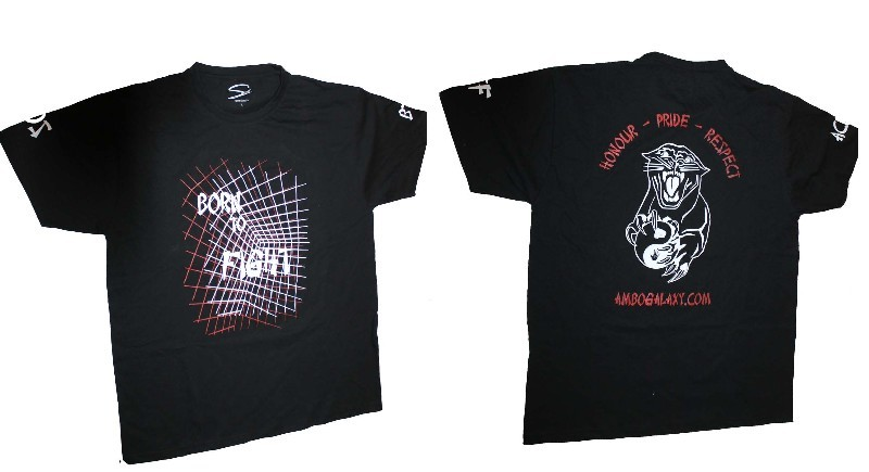 T-Shirt BTF (Born to Fight)