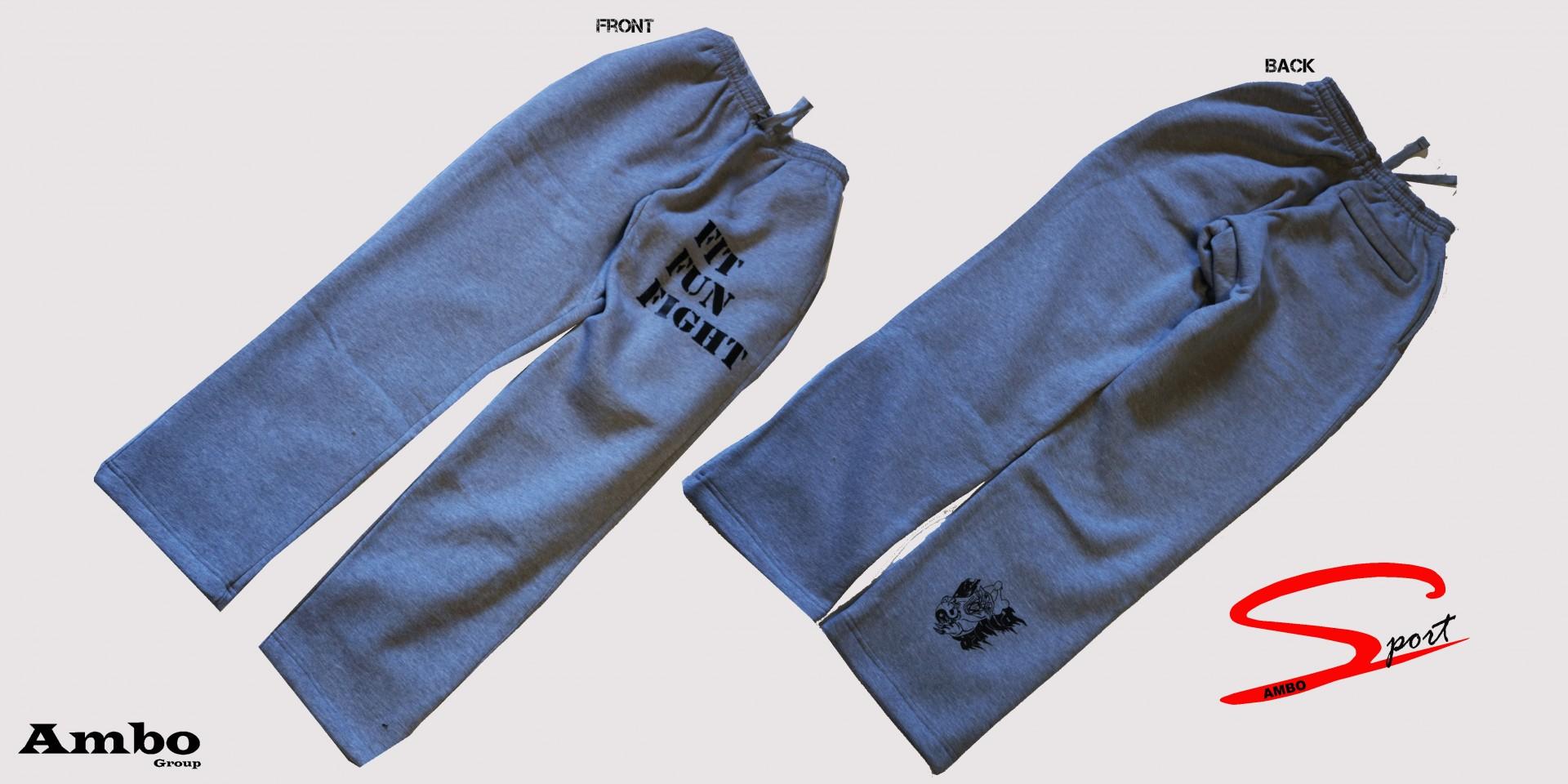 Calças de treino (Fleece)
