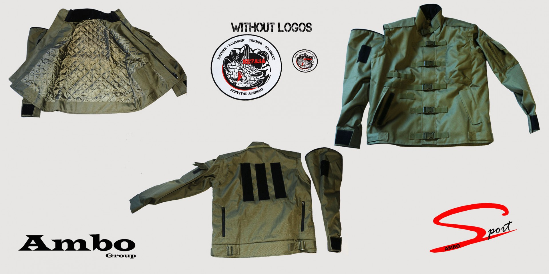 Cordura Jacket *Survival*