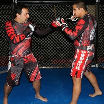 Luvas de Freefight e Fitness