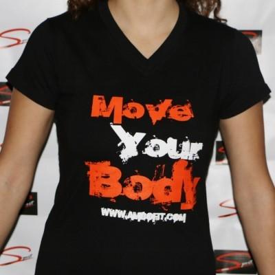 T-Shirt de AmBo Fit