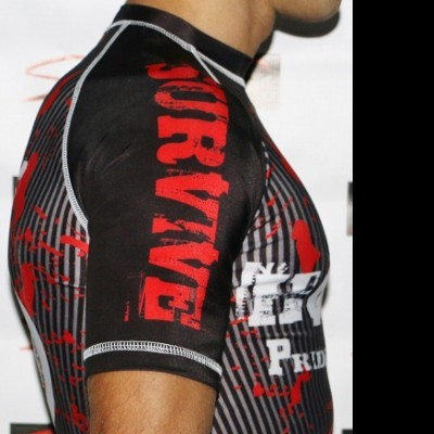 Rash Guards AFFC manga curta
