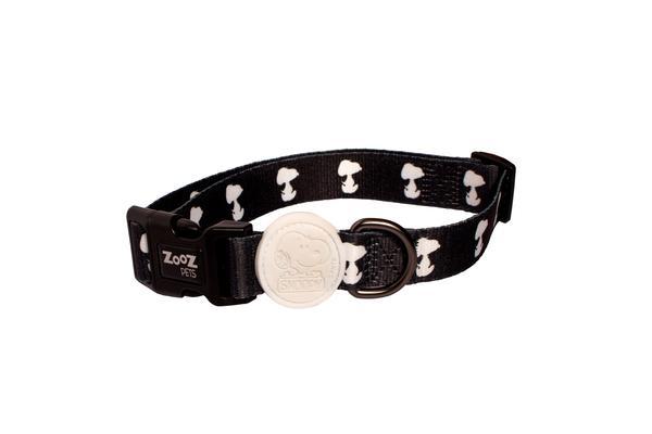 Coleira White Shadow Oficial Snoopy