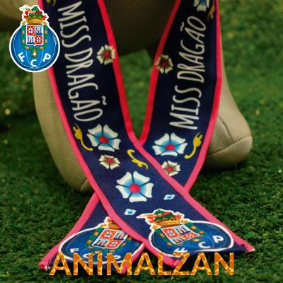 Faixa oficial Miss Dragão FC Porto