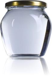 Frasco 580ml - Orcio - Palete