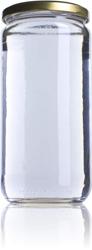 Frasco 720ml - 1Kg - Avulso
