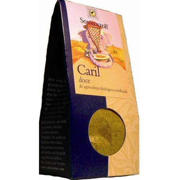 Caril Doce - Condimento Bio 35gr