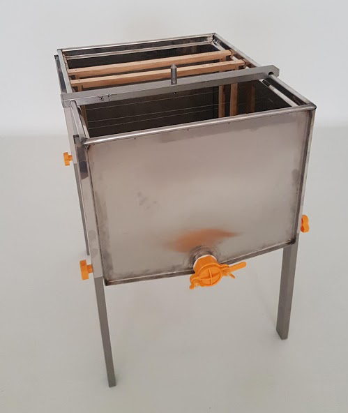 Tina desopercular Aço Inox com 625x510x395mm