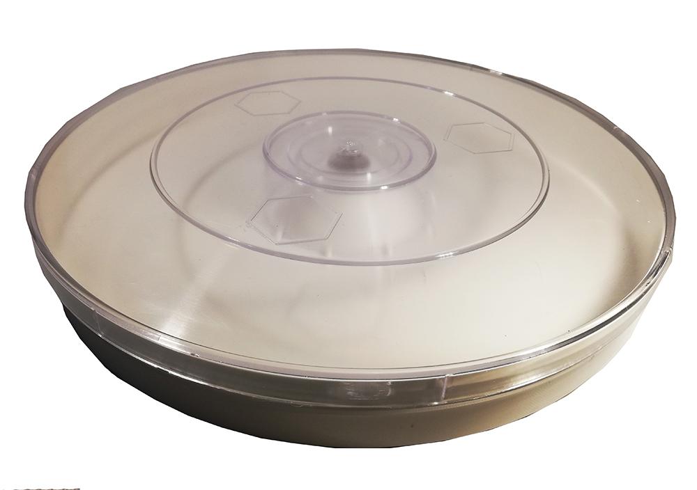 Alimentador Plástico 3Kg