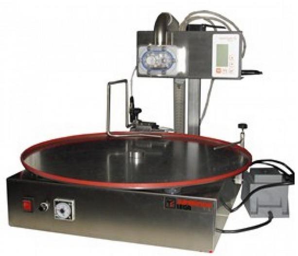 Maquina Embaladora de Mel c/ Mesa Giratória