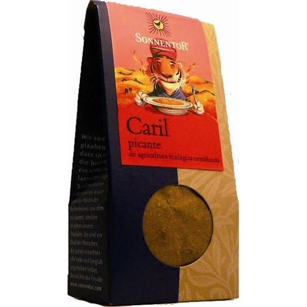 Caril Picante - Condimento Bio 35gr