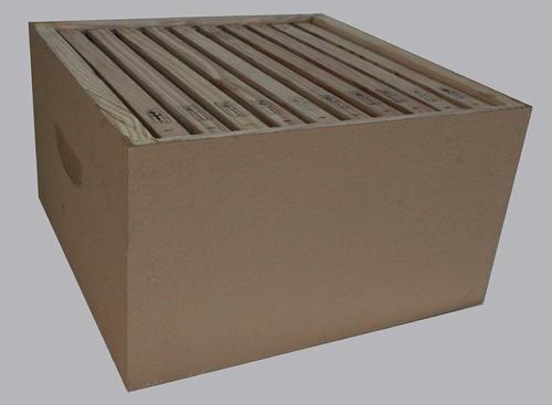 Ninho ou Alça Reversível Pintado s/ Cera