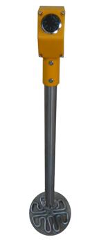 Descristalizador Mel Aço Inox Eléctrico 700x210mm