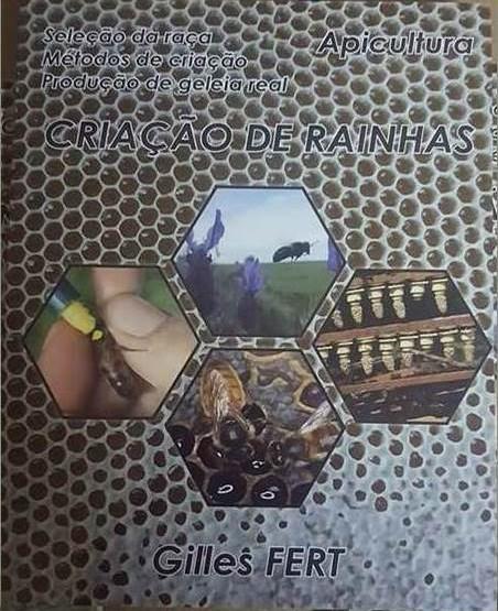 Livro Criação Rainhas Gilles Fert
