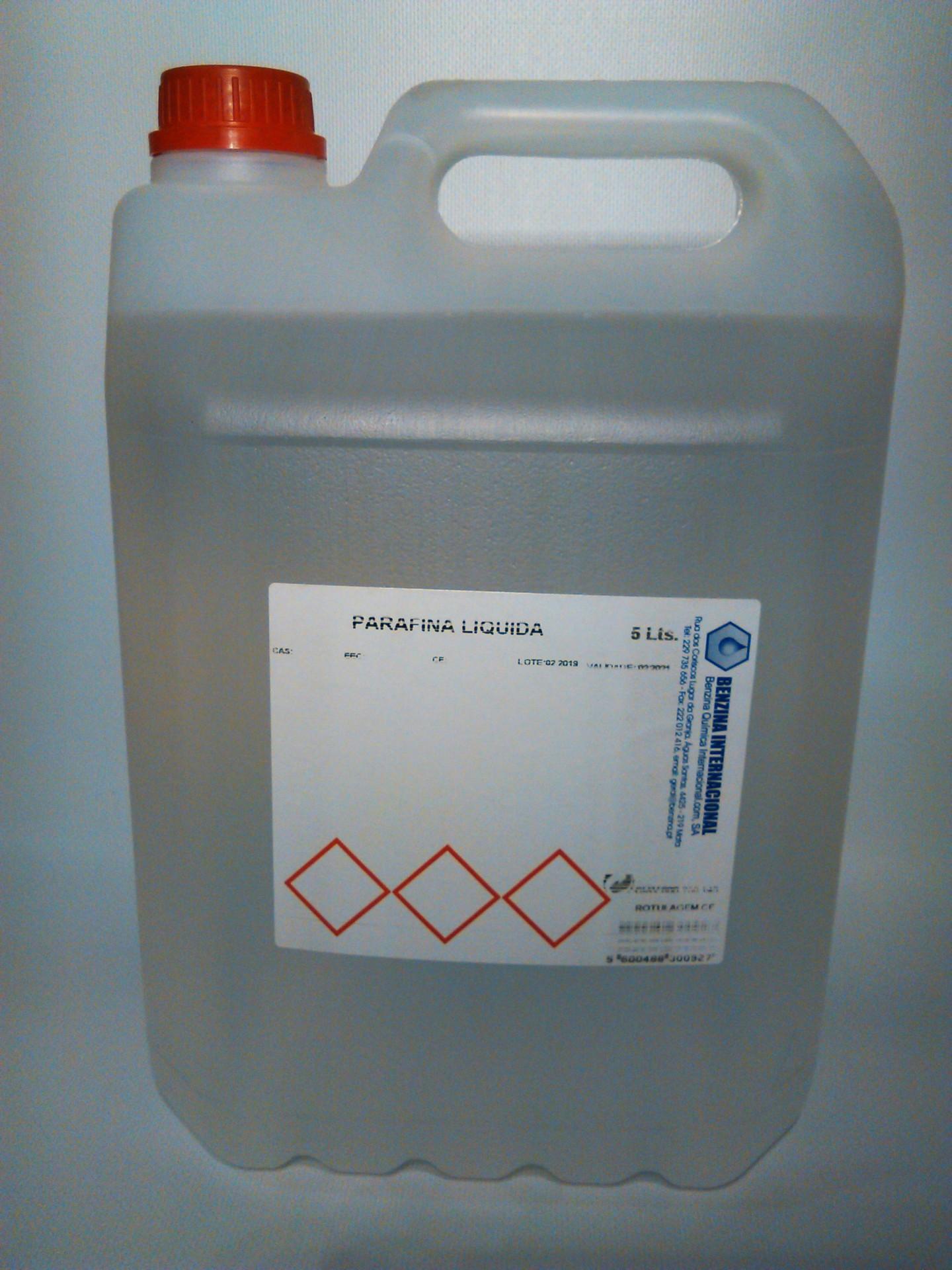 Parafina Liquida 5Lt