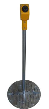 Descristalizador Mel Aço Inox Eléctrico 1300x530mm