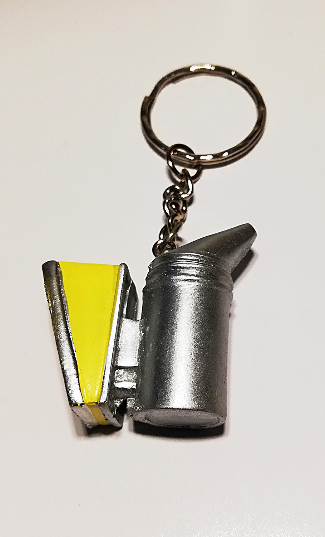 Porta-Chaves Fumigador