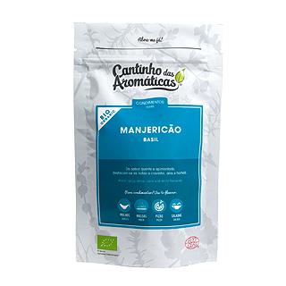 Manjericão Bio - Condimento Cantinho das Aromáticas