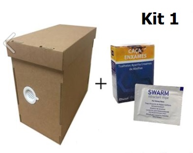 Apanha Enxames Kit 1