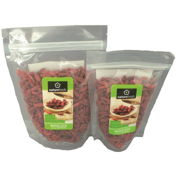 Bagas Goji Naturefoods 175gr