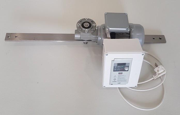 Motor Redutor para Extractores Digital