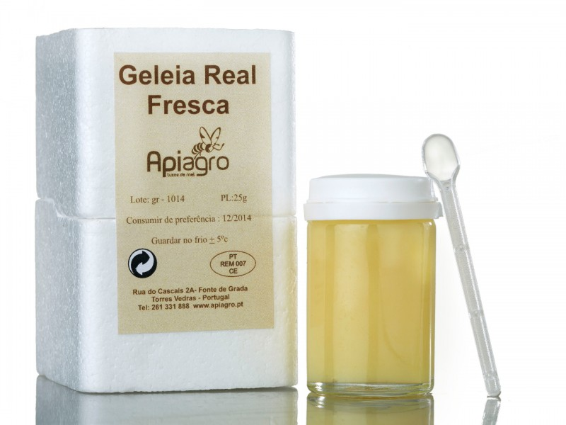 Geleia Real 25gr