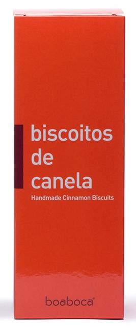 Biscoitos de Canela Artesanais 200gr