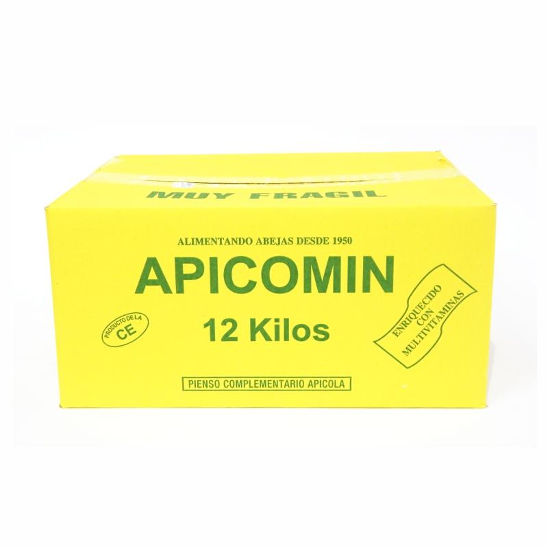 Caixa Apicomin Estimulante Bolsa 12kg
