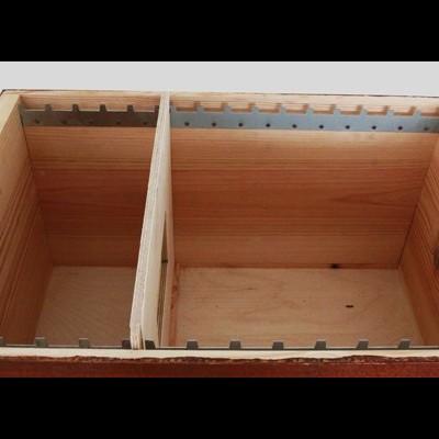 Colmeia Criadeira 15 quadros c/ Quadros c/ Cera