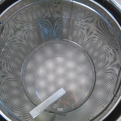 Caldeira cozer Cera a Gas de 115lt