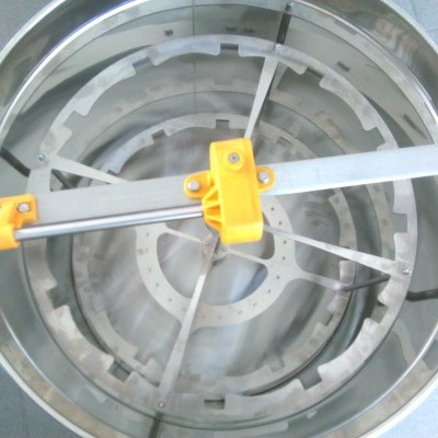 Extractor Inox Manual Radial 12 1/2 quadros