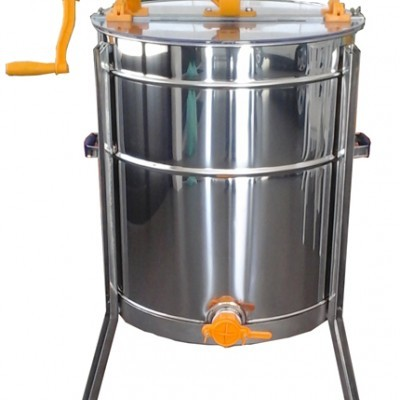 Extractor Inox Manual Tangencial 4/8 quadros