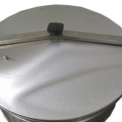 Caldeira Aço Inox a Gás para Cera 200lt