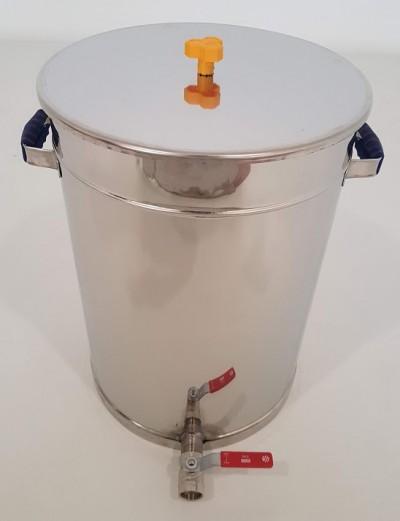 Novo Produto Adicionado: Caldeira Simples para derreter broas de Cera