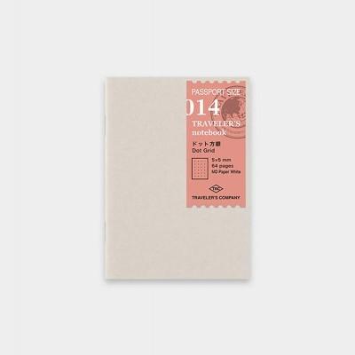 Traveler's Notebook recarga passport size 014