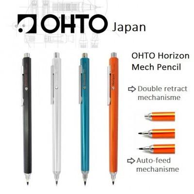 Lapiseira Horizon 0.5mm, Ohto