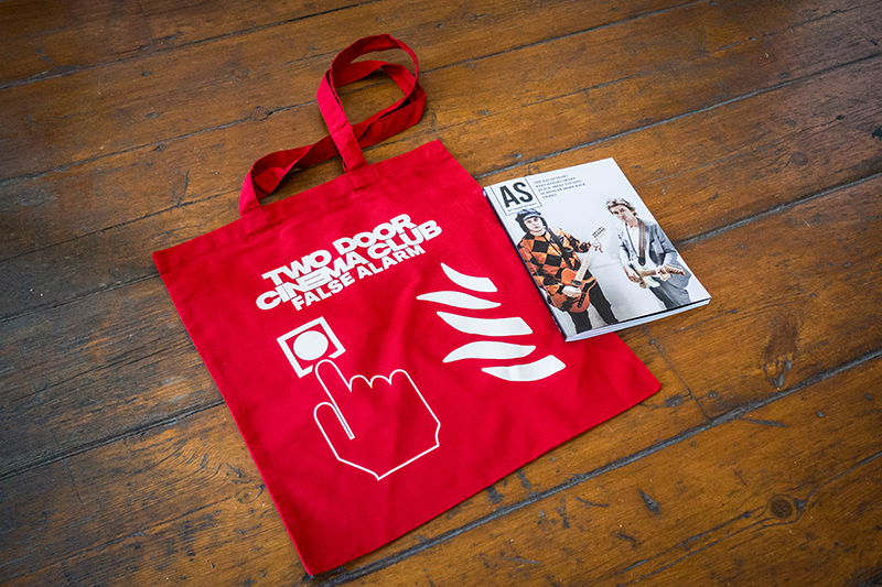 AS TWO DOOR CINEMA CLUB FAN PACK