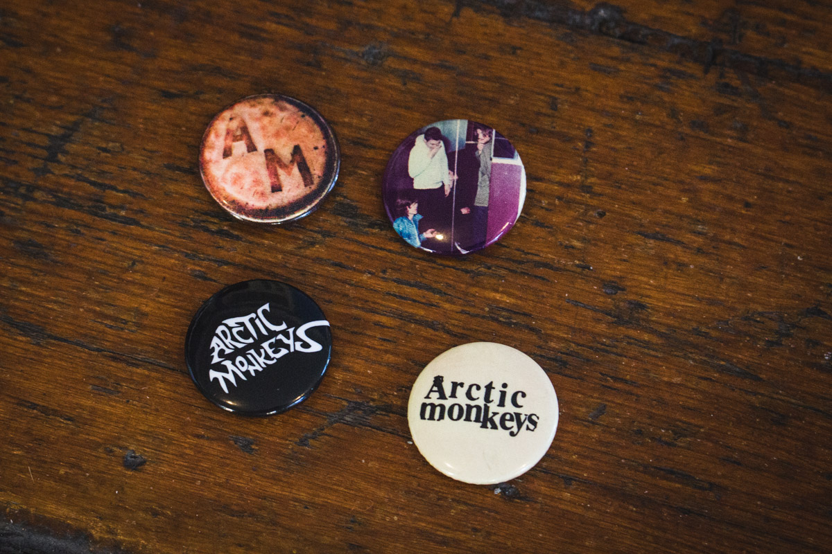 AS ARCTIC MONKEYS FAN PACK | ESGOTADO