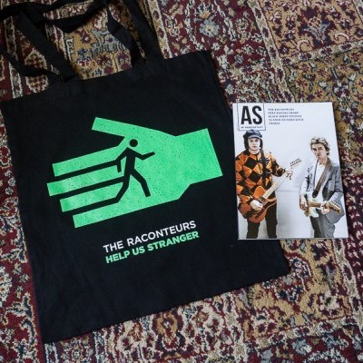 AS RACONTEURS FAN PACK