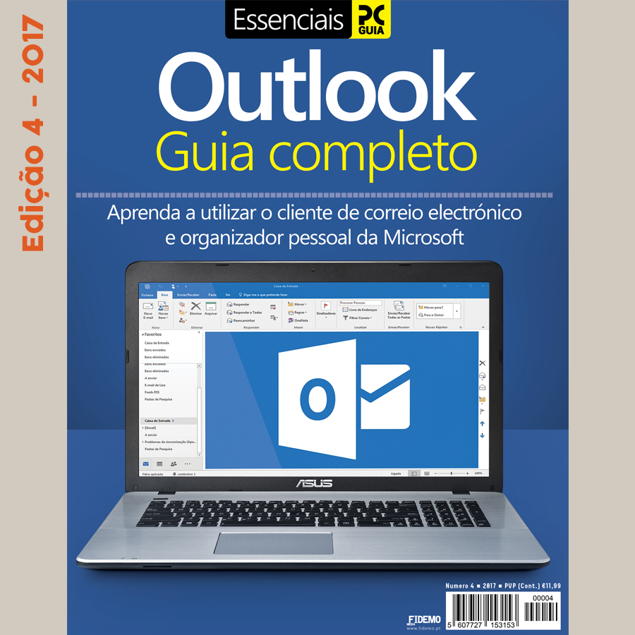 Essenciais PCGuia 04 - Guia Completo do Outlook