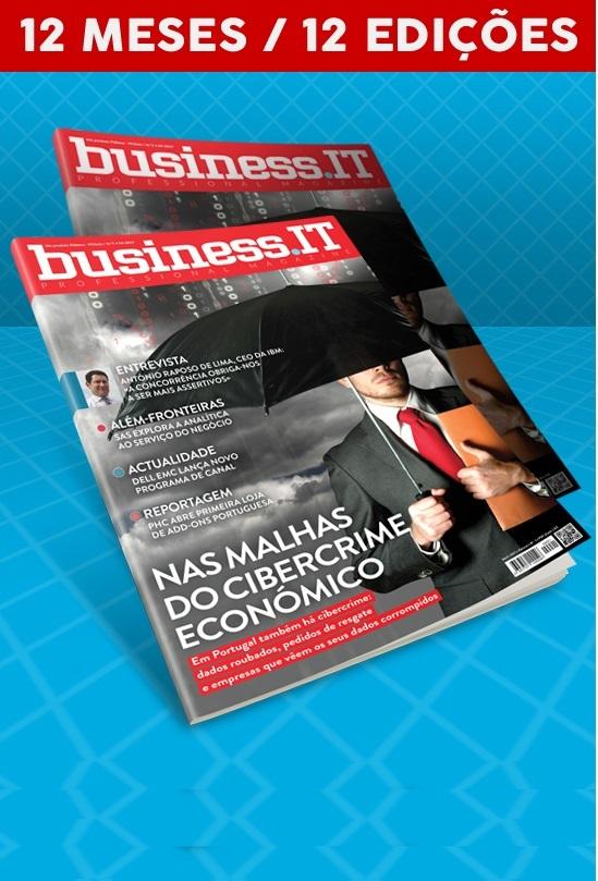 Assinatura Papel Revista Business.IT (12 Meses)