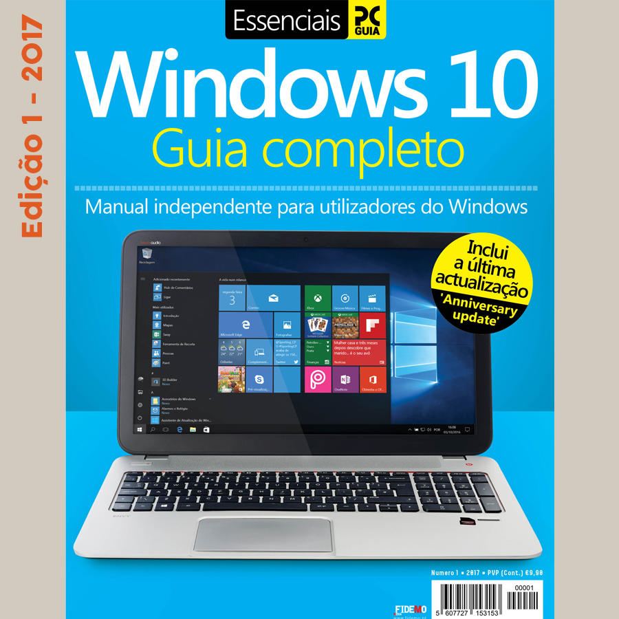 Essenciais PCGuia 01 - Guia Completo do Windows 10