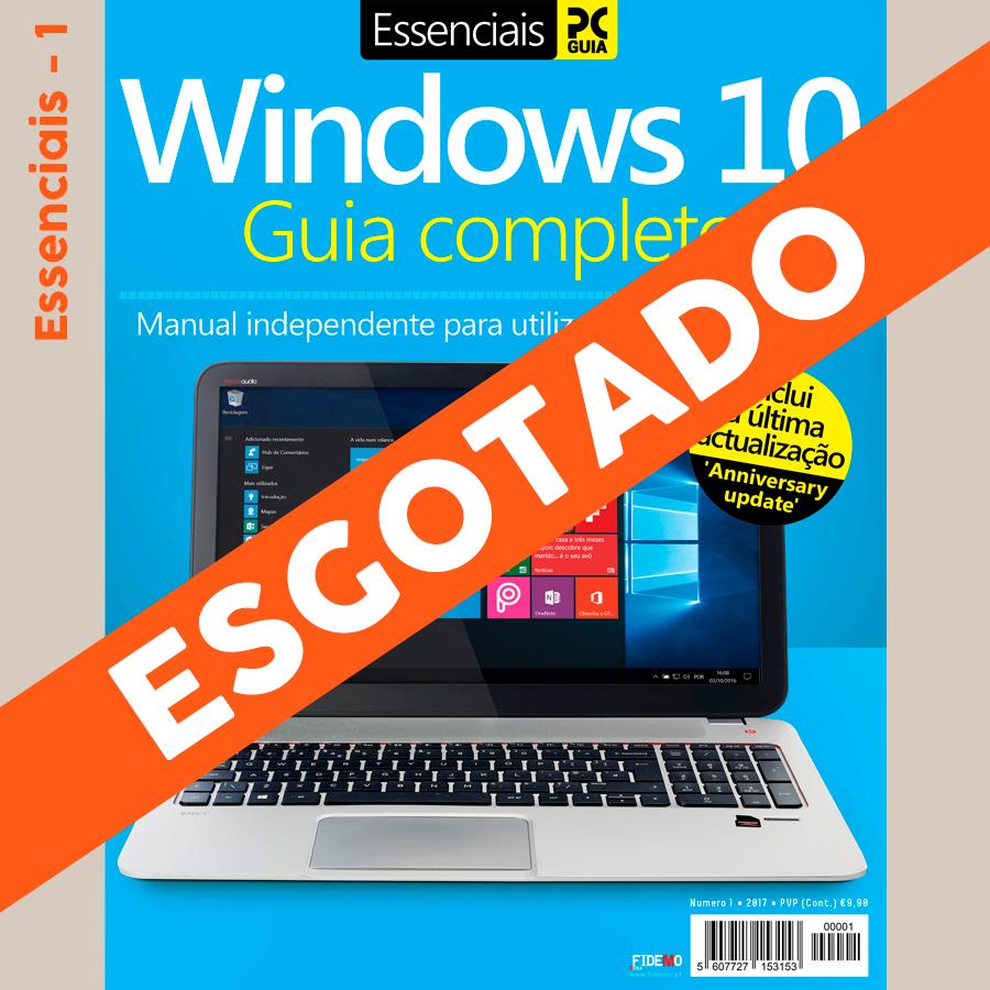 Essenciais PCGuia 01 - Guia Completo do Windows 10