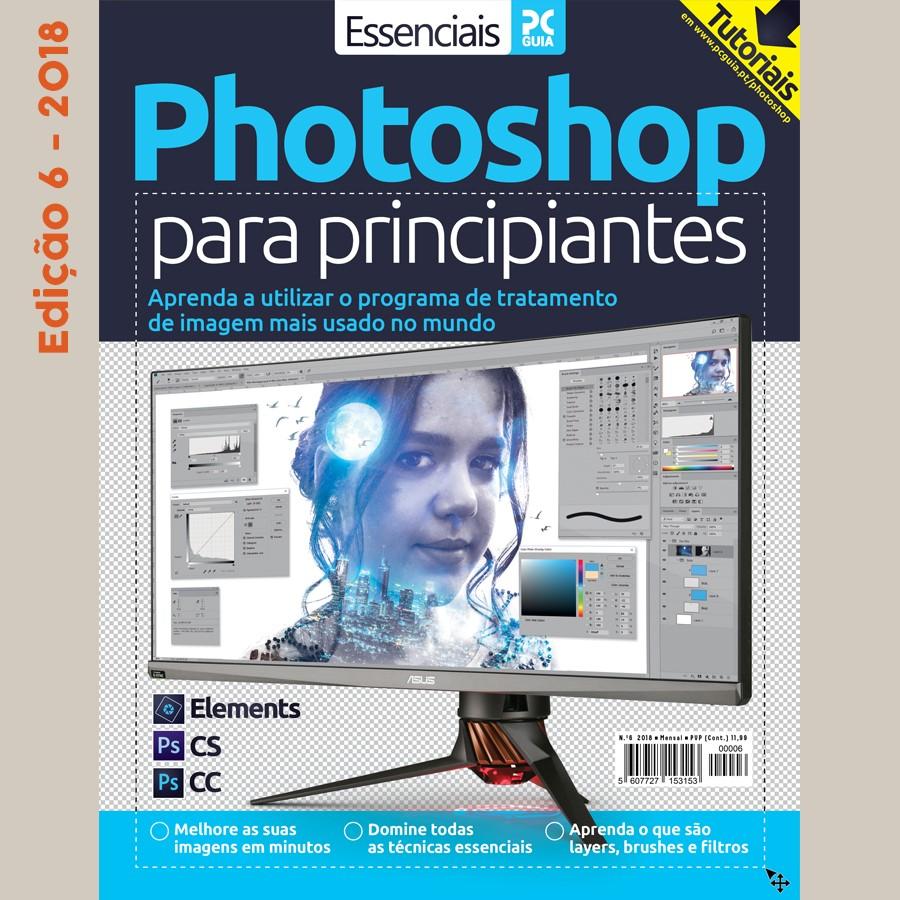 Essenciais PCGuia 06 - Phtoshop para principiantes