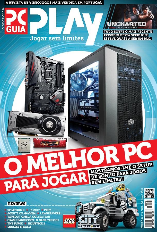 Revista PCGuia Play (Papel Impressa)